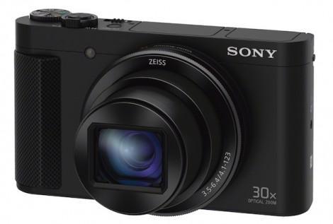 HX90V фотоаппарат
