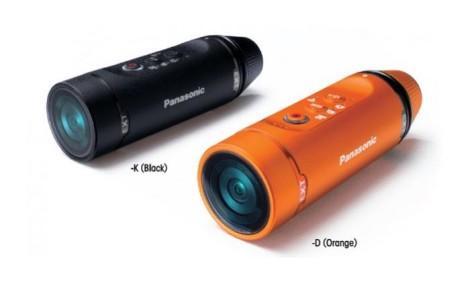 HX-A1 экшн камера