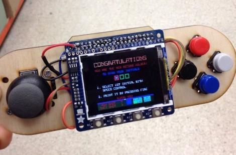 Raspberry Pi игровая консоль
