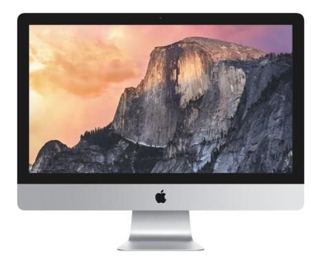 Retina iMac 2014