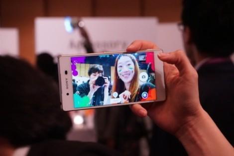 Sony Xperia Z4 засняли на видео