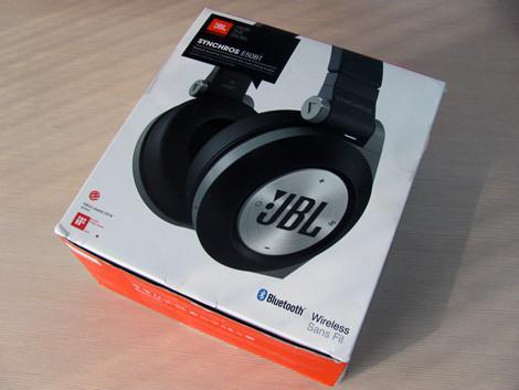 JBL Synchros E50BT коробка
