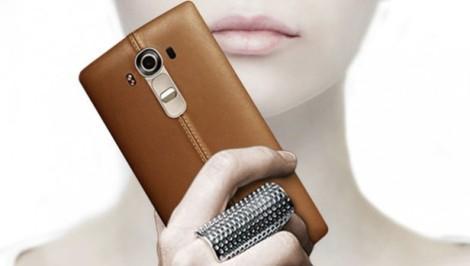LG G4 кожа