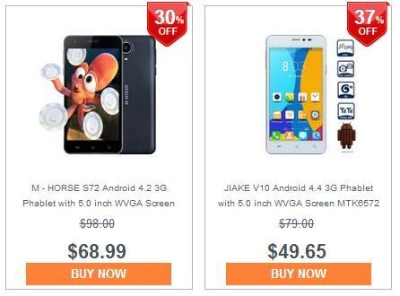 Cell Phone Bargain Hunt