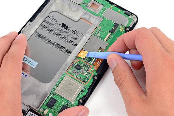 Как починить планшет самому