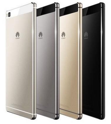 Цвета  Huawei P8