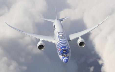 All Nippon Airways Star Wars