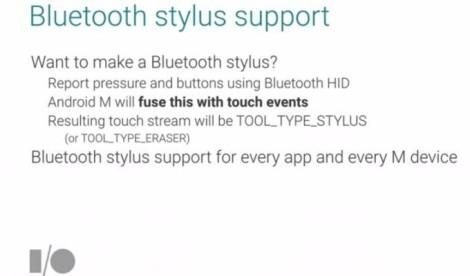 Bluetooth Stylus