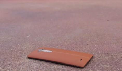LG G4 Durability Drop TesT