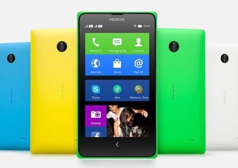 Nokia Android-смартфон