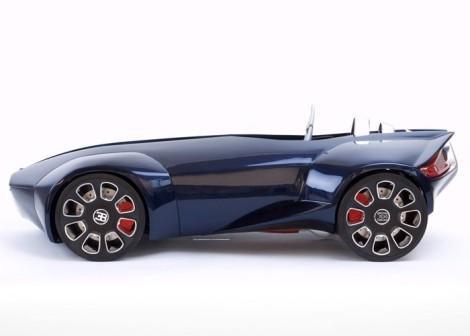 Bugatti концепт