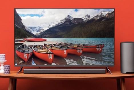Xiaomi представила новый 4K TV