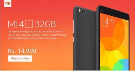 Xiaomi Mi 4i 32 ГБ