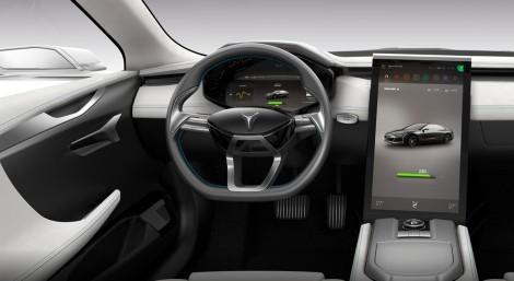 Экран авто