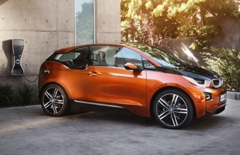 Apple и BMW электромобиль