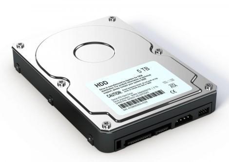 Жесткий диск на 5 ТБ