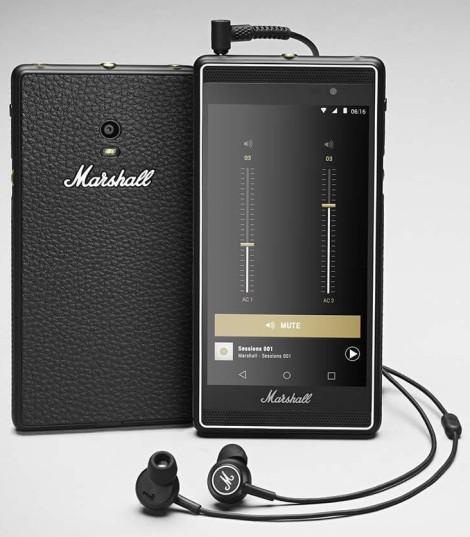marshal phone