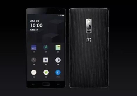 Дизайн OnePlus 2
