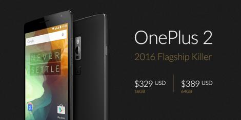 OnePlus 2 цена