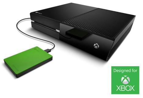 Seagate Xbox 2 TB