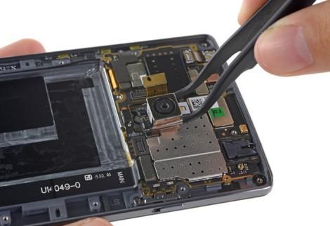 OnePlus 2 разборка