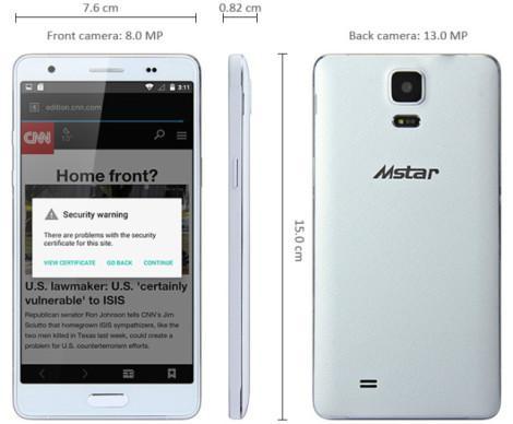 Mstar M1 Pro