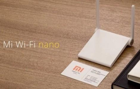 Mi WiFi Nano