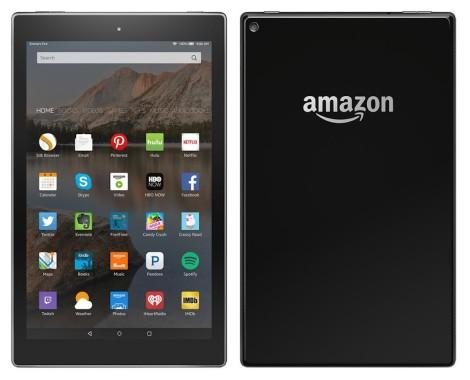 10-inch Amazon Tablet