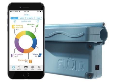 FLUID-Smart-Water-Meter-System