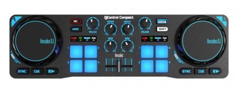 Hercules DJControl Compact 3
