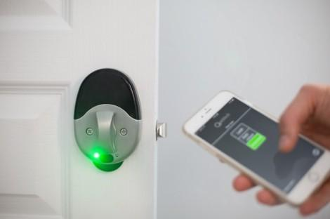 Quicklock-Bluetooth-And-RF-Enabled-Door-Lock