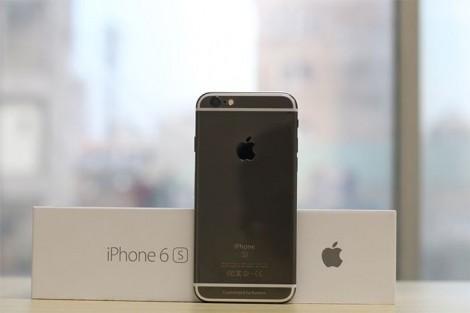 iPhone 6s из черного золота