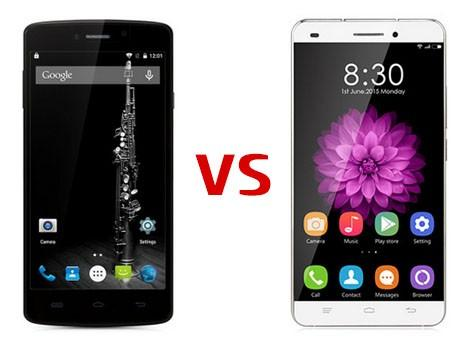 Mlais MX VS OUKITEL U8