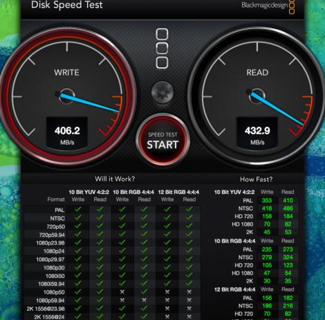 Brinell SSD EVO 3