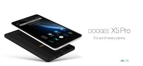 DOOGEE X5 Pro 1