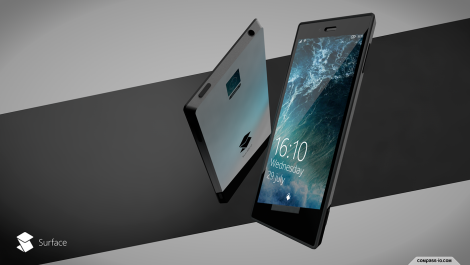 Microsoft Surface Phone 1