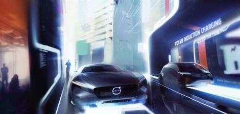 Volvo выпустит собственный электромобиль в 2019 году