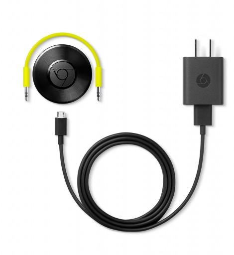 Chromecast Audio 3