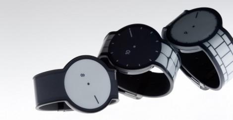 Sony's E Paper watch