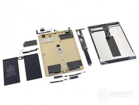 iFixit разобрали iPad Pro