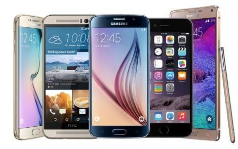 Лучшие смартфоны 2015
