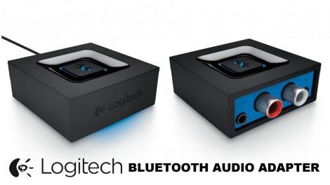 Logitech Bluetooth Audio Adapter 1