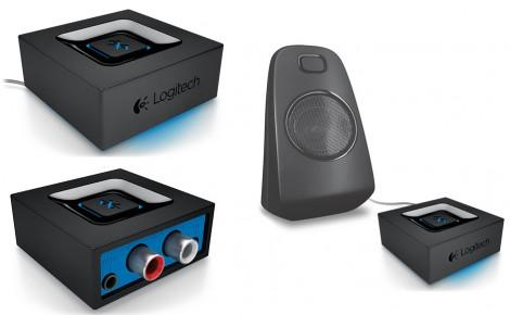 Logitech Bluetooth Audio Adapter 2