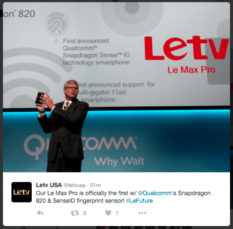 LeTV LeMax Pro