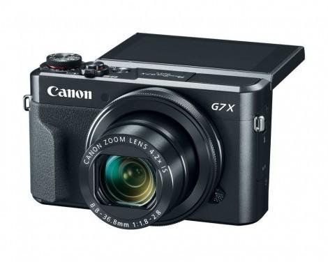 Canon PowerShot G7 X Mark II 2