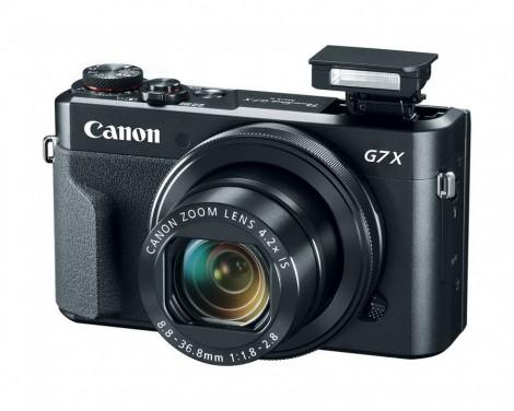 Canon PowerShot G7 X Mark II 4