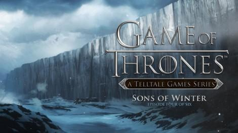 Game of Thrones - Episode 4 Sons of Winter 1