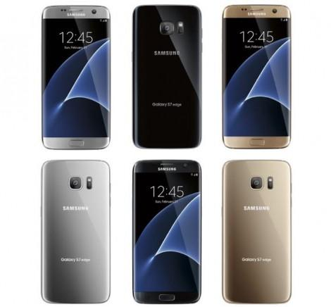 Пресс-фото Samsung Galaxy S7