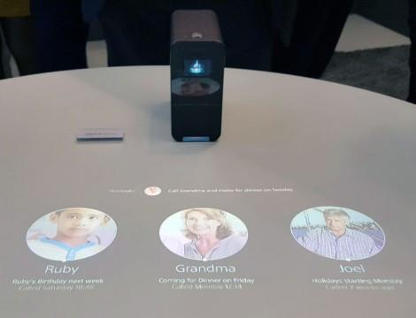 Sony Xperia Projector 3