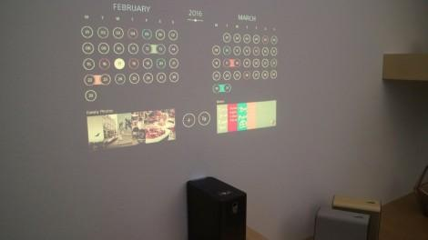 Sony Xperia Projector 4